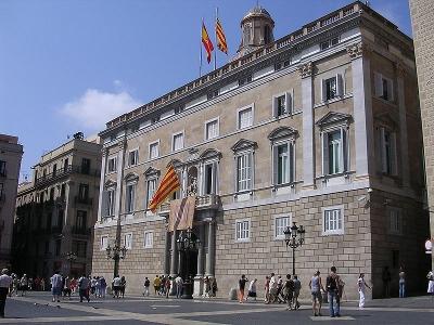 La Generalitat de Catalunya.