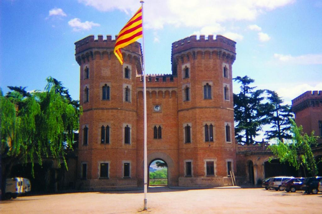 Imatge del Centre d'Acollida El Castell a Santa Perpètua de Mogoda.
